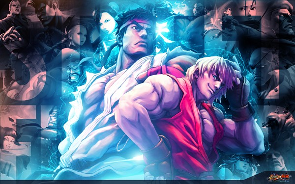 Tags: Anime, Bosslogic, Final Fight, Street Fighter, Poison, Dhalsim, Chun-Li, Balrog (Street Fighter), Ibuki (Street Fighter), Sagat, Rolento F. Schugerg, M. Bison, Zangief