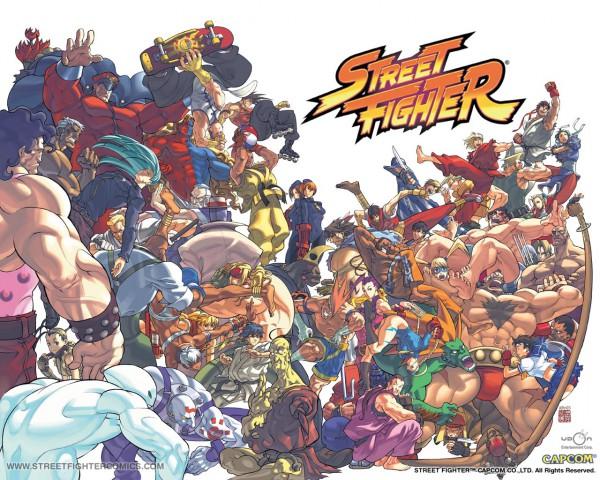 Street Fighter Wallpaper 108047 Zerochan Anime Image Board