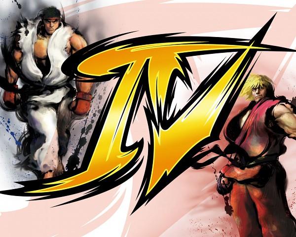 Tags: Anime, Street Fighter, Ken Masters, Ryuu (Street Fighter)