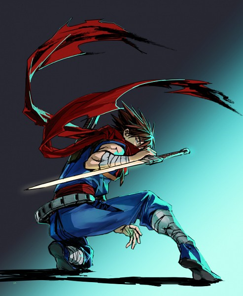 Strider Hiryu - Strider