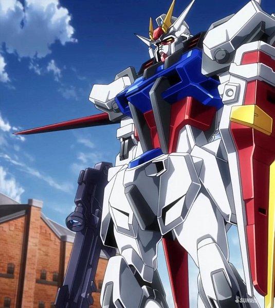 Strike Gundam - Mobile Suit Gundam SEED