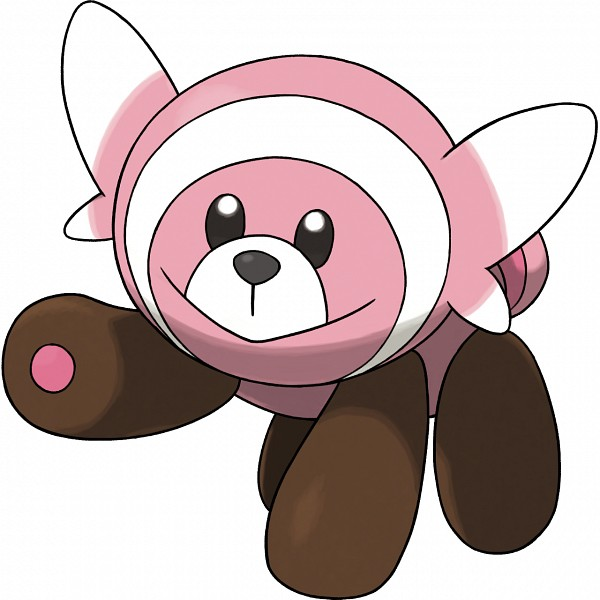 Stufful - Pokémon