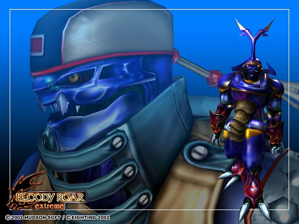 Tags: Anime, Bloody Roar, Stun The Insect, Scientist