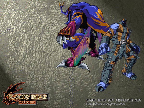 Stun The Insect - Bloody Roar
