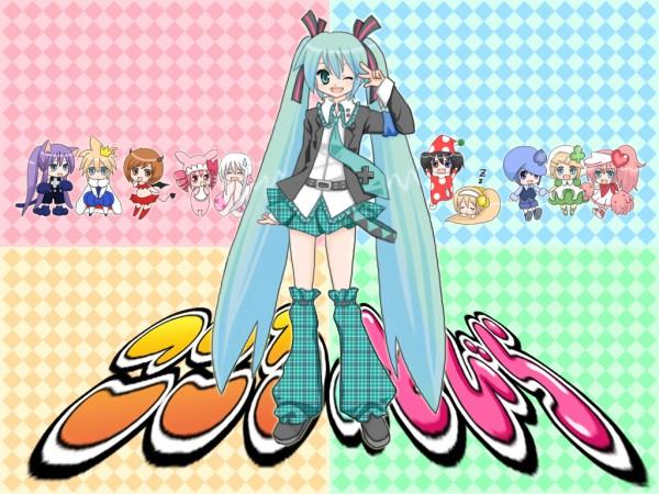 Su (Shugo Chara!) (Cosplay) - Cosplay