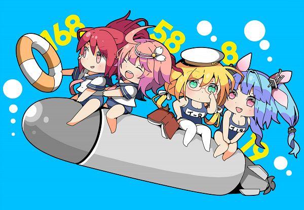 Submarine (Kantai Collection)