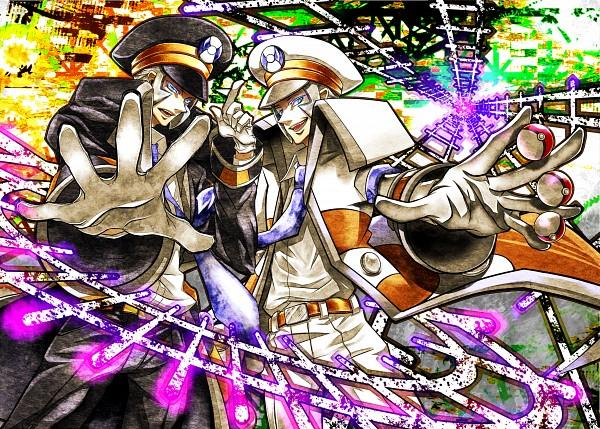 Tags: Anime, Pixiv Id 297712, Pokémon, Nobori, Kudari, Fanart, Pixiv, Subway Masters
