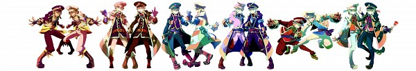 Tags: Anime, Gline, Pokémon, Kudari, Nobori, Cigar, Pixiv, Subway Masters