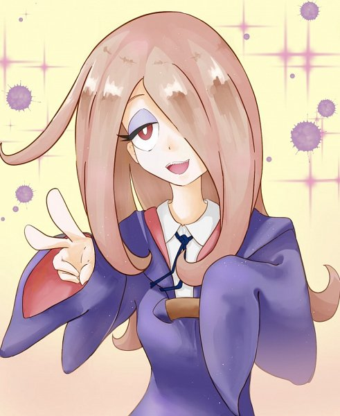 Tags: Anime, Pixiv Id 16204690, Little Witch Academia, Sucy Manbavaran, Fanart From Pixiv, Pixiv, Fanart, Twitter