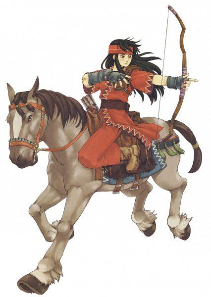 Sue (Fire Emblem) - Fire Emblem: Fuuin no Tsurugi
