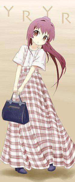 Tags: Anime, Pixiv Id 1171988, Yuru Yuri, Sugiura Ayano
