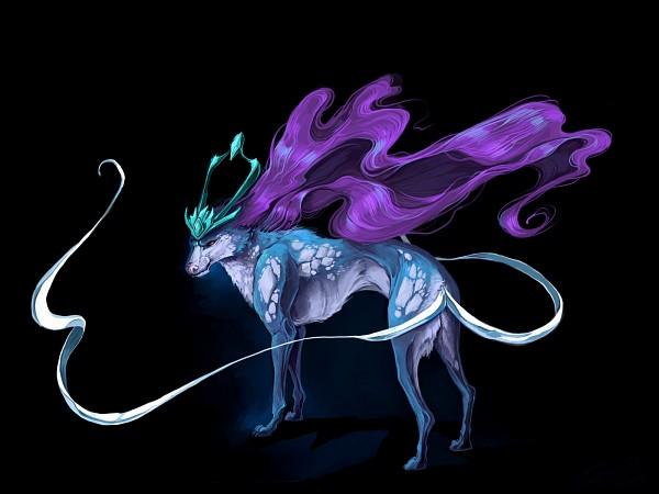 Tags: Anime, technofortomcats, Pokémon, Suicune, Legendary Pokémon