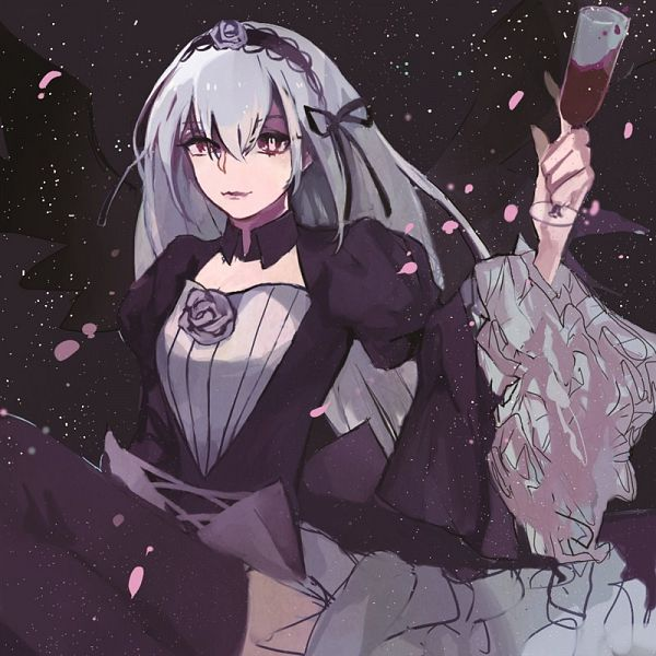 Suigintou - Rozen Maiden - Image #2348776 - Zerochan Anime ...