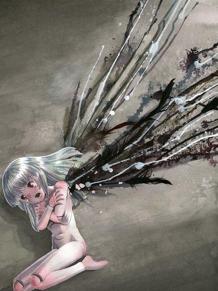 Suigintou - Rozen Maiden - Mobile Wallpaper #2406886 ...
