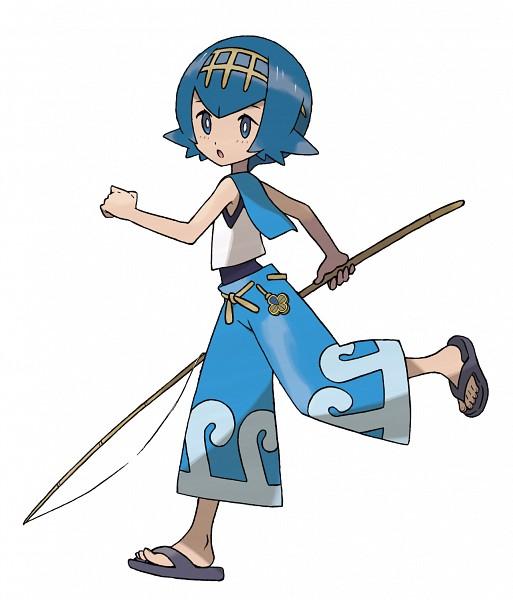 Suiren (Pokémon) - Pokémon Sun & Moon