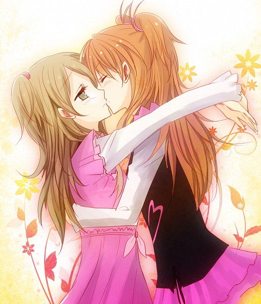 Tags: Anime, Isya, Suite Precure♪, Minamino Kanade, Hojo Hibiki, Fanart From Pixiv, Pixiv, Fanart