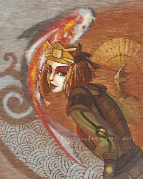 Suki - Avatar: The Last Airbender