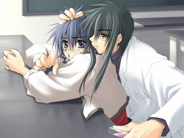 Tags: Anime, Tsutae Yuzu, Suki na Mono wa Suki Dakara Shouganai!!, Nagase Kai, Ichikawa Gaku, CG Art, Sukisho