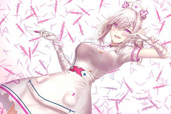 Tags: Anime, Pixiv Id 5059031, KanaSukoya, Nijisanji, Sukoya Kana, Syringe