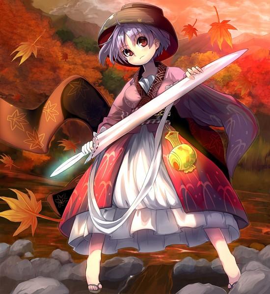 Tags: Anime, Syope, Touhou, Sukuna Shinmyoumaru, Pixiv, Fanart, Fanart From Pixiv, Shinmyoumaru Sukuna