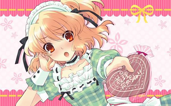 Tags: Anime, Ito Noizi, Flyable Heart, Sumeragi Amane, Chocolate Heart