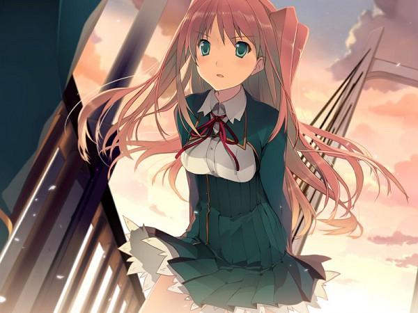 Tags: Anime, Akinashi Yuu, Sprite (Studio), Koi to Senkyo to Chocolate, Sumiyoshi Chisato, CG Art