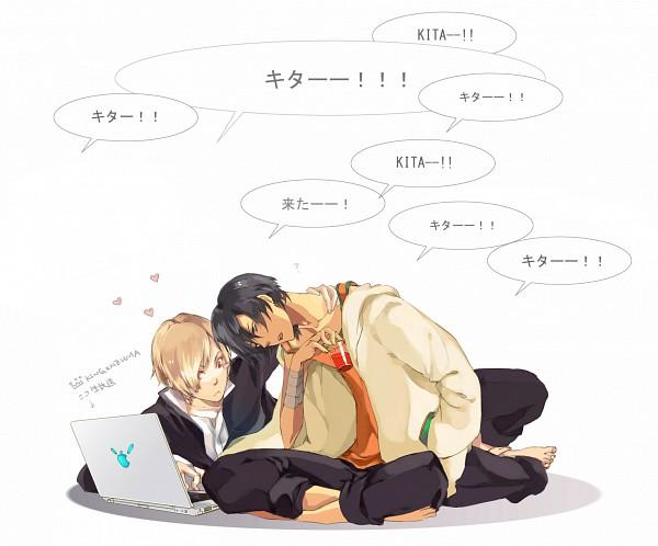 Tags: Anime, Suou, Summer Wars, King Kazma, Ikezawa Kazuma