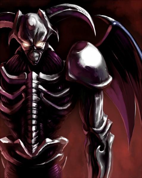 Summoned Skull - Yu-Gi-Oh! Duel Monsters