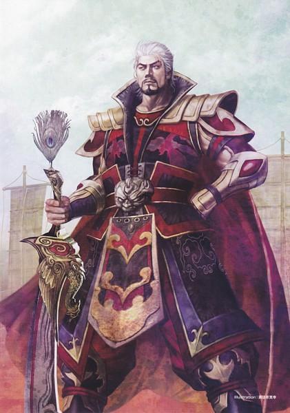Sun Jian - Dynasty Warriors