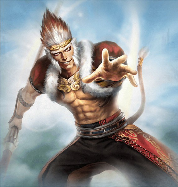 Warriors Orochi 3 Wallpaper: Sun Wukong (Dynasty Warriors)