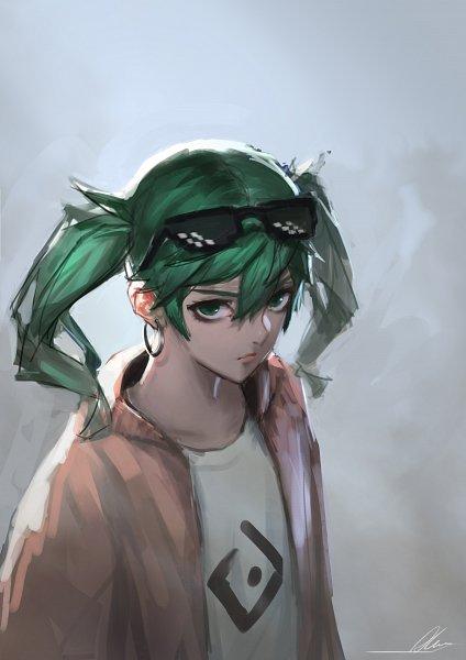 Tags: Anime, Pixiv Id 15687274, VOCALOID, Hatsune Miku, Suna no Wakusei, Sand Planet