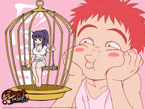 Tags: Anime, Usune Masatoshi, GONZO (Studio), Sunabouzu, Asagiri Junko, Mizuno Kanta, Swing, Desert Punk