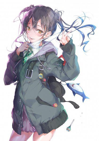 Tags: Anime, Pulp Piroshi, THE iDOLM@STER: Cinderella Girls, Sunazuka Akira, Medical Mask, Pins, Fanart, Fanart From Pixiv, Pixiv