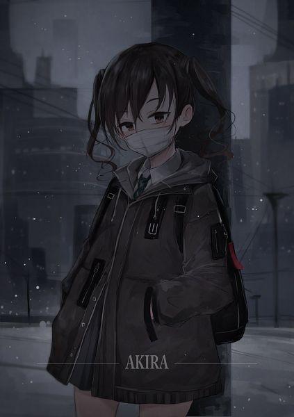 Tags: Anime, Pixiv Id 27783182, THE iDOLM@STER: Cinderella Girls, Sunazuka Akira, Medical Mask