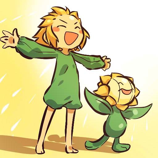 Sunflora - Pokémon