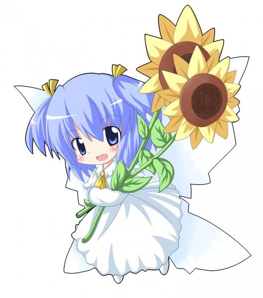 Tags: Anime, R Pascal, Touhou, Sunflower Fairy