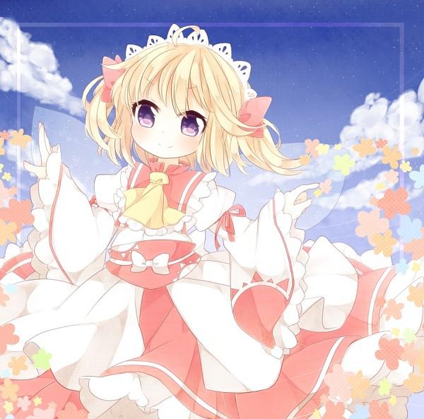 Tags: Anime, Pixiv Id 2218790, Touhou, Sunny Milk, Fanart, Fanart From Pixiv, Pixiv