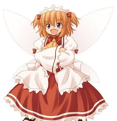 Sunny Milk - Touhou