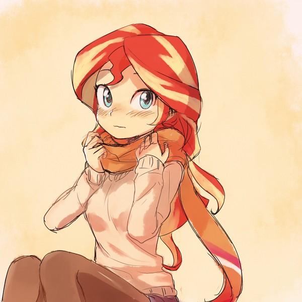 Sunset Shimmer - My Little Pony