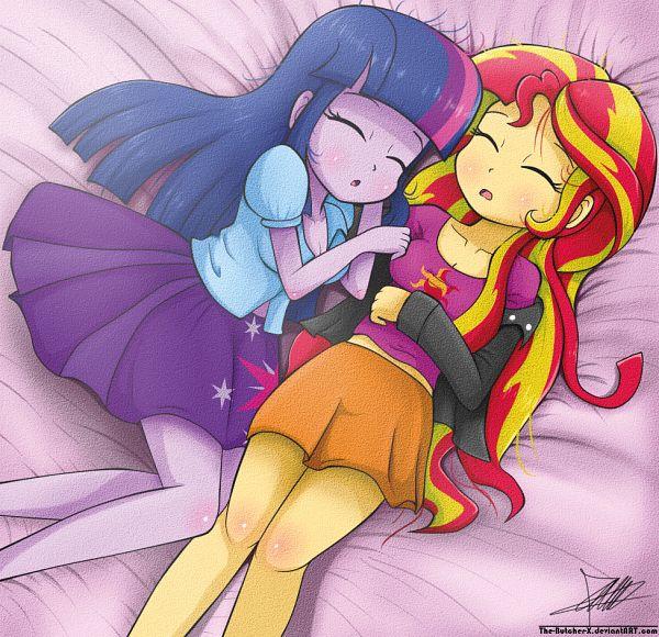 Sunsetsparkle - My Little Pony