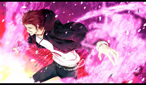 Tags: Anime, Yun (Neo), K Project, Suoh Mikoto, Fanart, Fanart From Pixiv, Pixiv