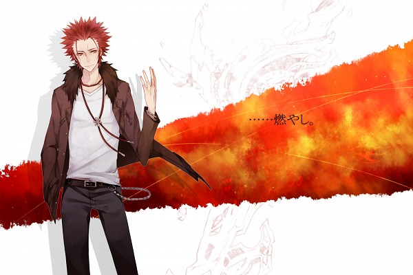 Tags: Anime, BYA, K Project, Suoh Mikoto, Fanart, Fanart From Pixiv, PNG Conversion, Pixiv