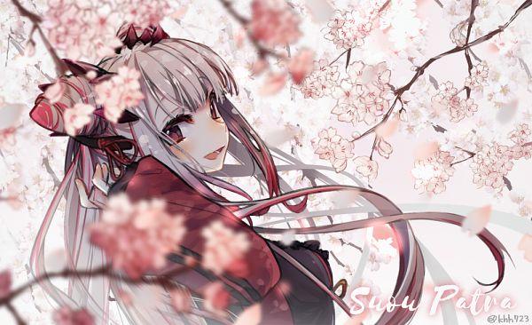 Tags: Anime, Pixiv Id 1599215, HoneyStrap, Patra Channel, Suou Patra