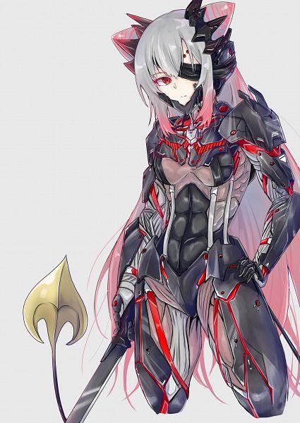 Tags: Anime, Pixiv Id 23135265, Patra Channel, HoneyStrap, Suou Patra, Raiden (Cosplay)