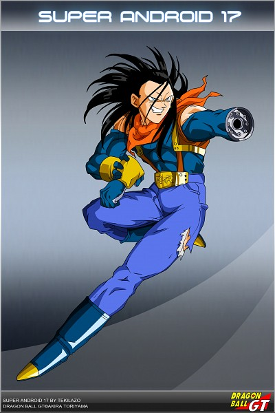 Super Android 17 - Android 17