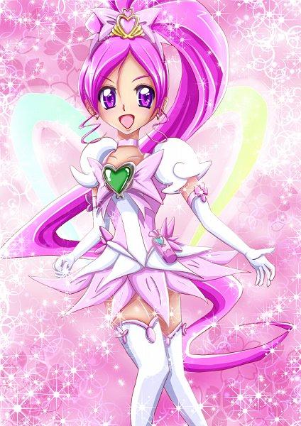 Tags: Anime, Pixiv Id 135198, Heartcatch Precure!, Super Cure Blossom, Hanasaki Tsubomi, Cure Blossom, Pixiv, Fanart, Fanart From Pixiv