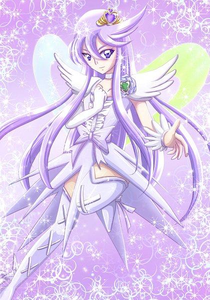 Tags: Anime, Pixiv Id 135198, Heartcatch Precure!, Super Cure Moonlight, Tsukikage Yuri, Cure Moonlight, Pixiv, Fanart, Fanart From Pixiv