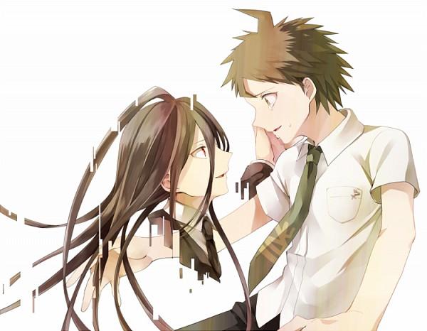 Tags: Anime, Tomari, Super Danganronpa 2, Kamukura Izuru, Hinata Hajime, Pixiv, Fanart, Fanart From Pixiv