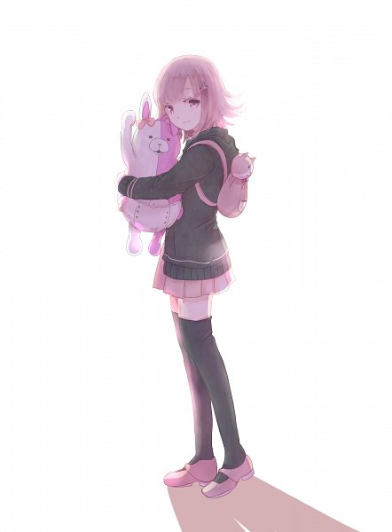 Tags: Anime, Hirochihiro, Super Danganronpa 2, Monomi (Super Danganronpa 2), Nanami Chiaki