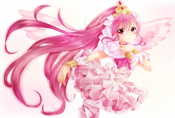 Tags: Anime, Pixiv Id 2107061, HappinessCharge Precure!, Super Happiness Lovely, Aino Megumi, Ballerina Outfit, Ballet, Fanart From Pixiv, Pixiv, Fanart
